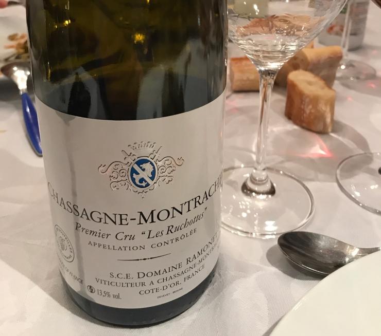 """Chassagne-Montrachet 1er Cru """"Les Ruchottes"""" 2013 - Domaine Ramonet"""