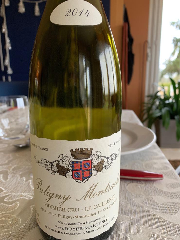 "Puligny-Montrachet 1er Cru ""Le Cailleret"" 2014 - Domaine Yves Boyer-Martenot.jpeg"