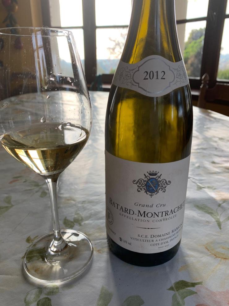 Batard Montrachet 2012