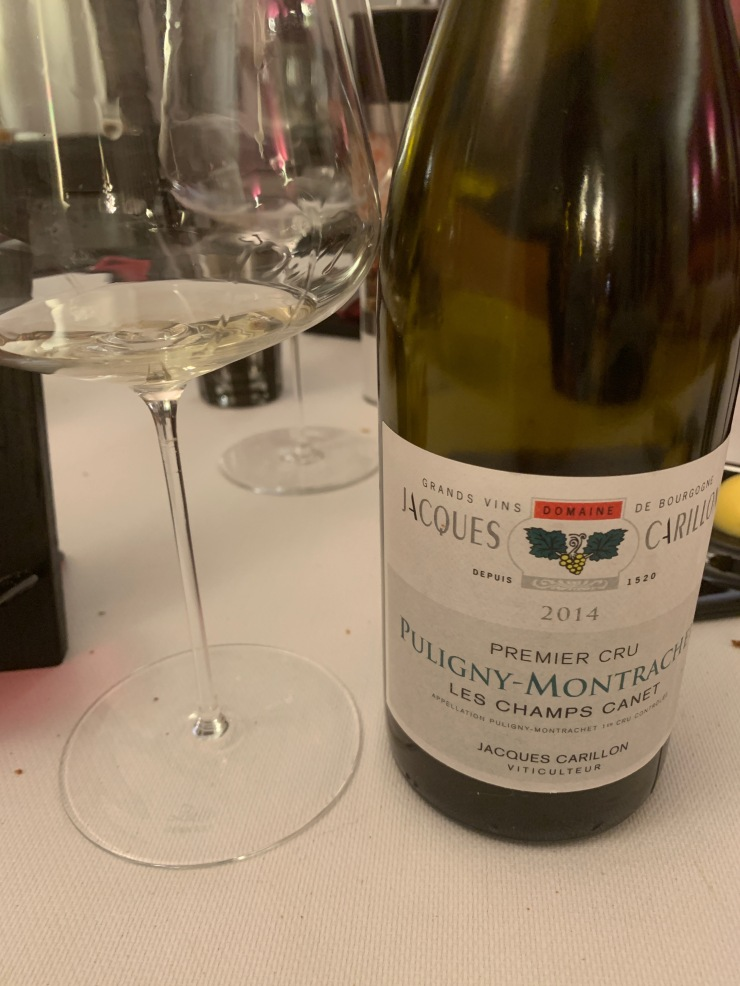Puligny-Montrachet Premier Cru Les Champs Canet 2014 - Domaine Jacques Carillon