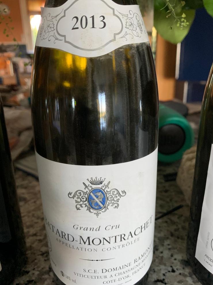 Batard Montrachet 2013 Grand Cru