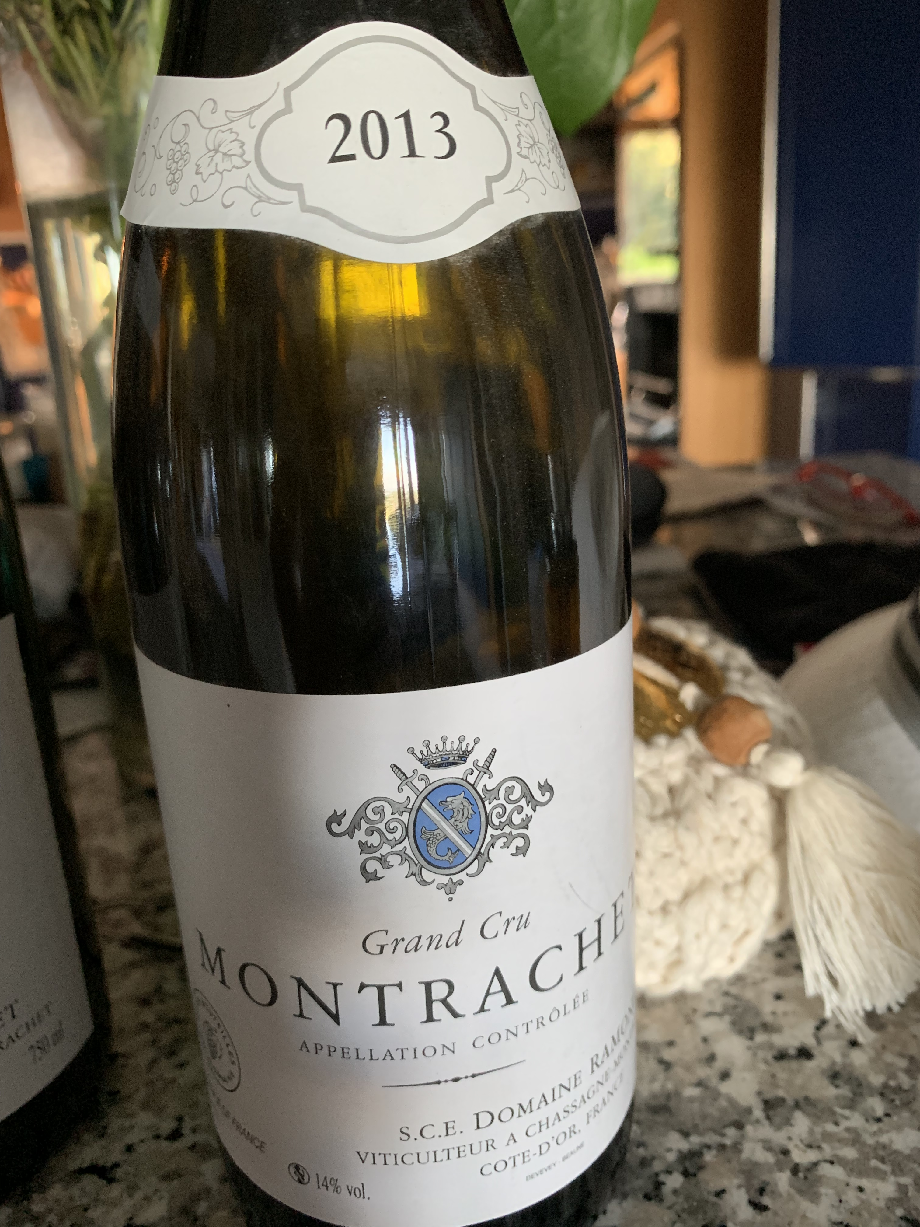Montrachet Grand Cru 2013 Ramomo