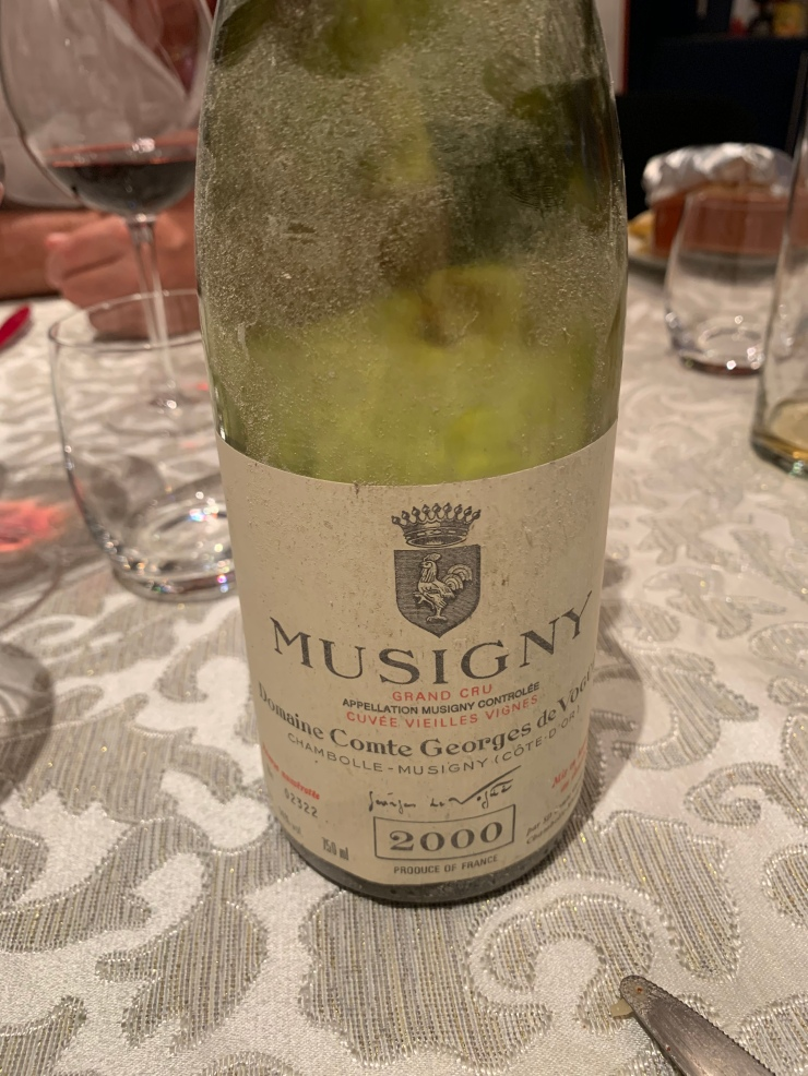 Musigny 2000 Comte Georges de Vogue