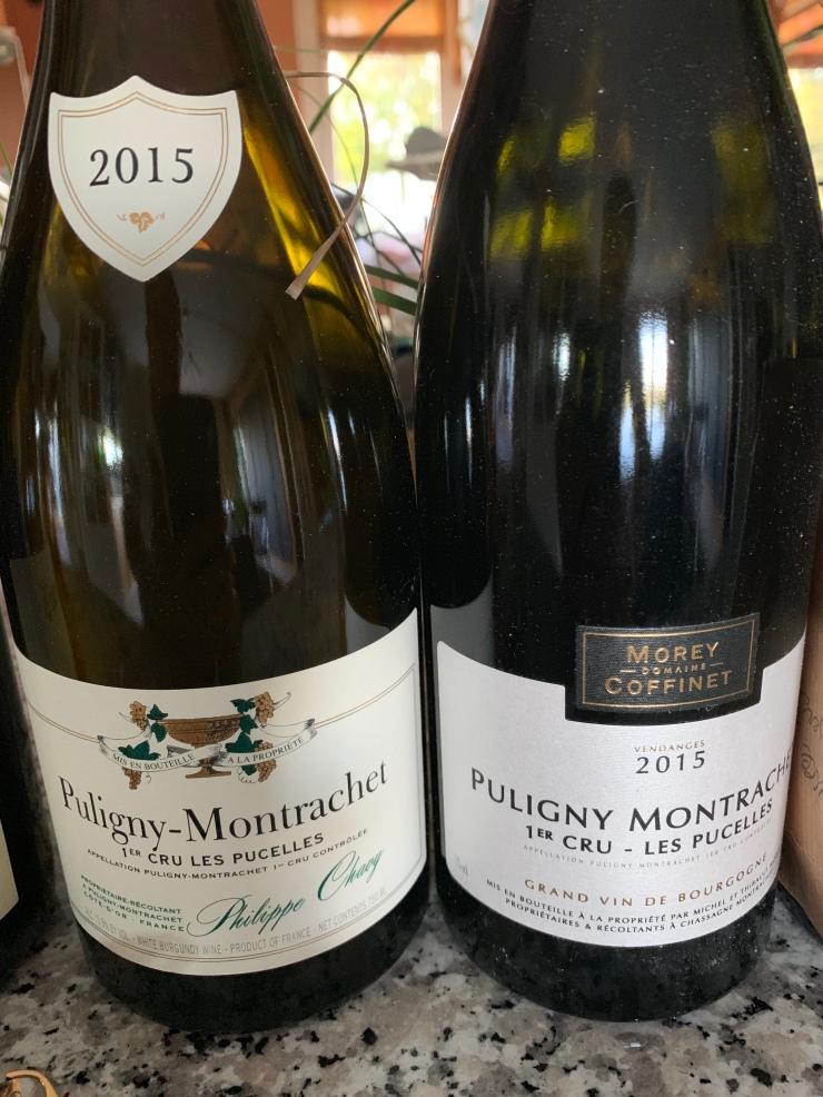 Puligny Montrachet 1er Cru Les Pucelles 15