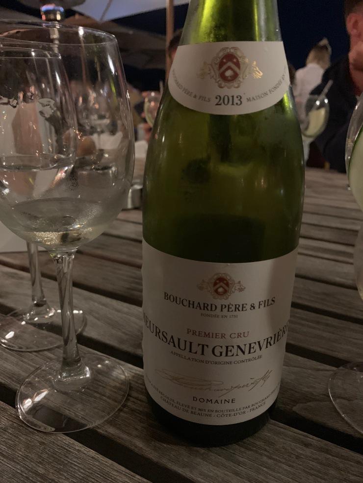 Meursault-Genevrières Premier Cru 2013 - Domaine Bouchard Père & Fils