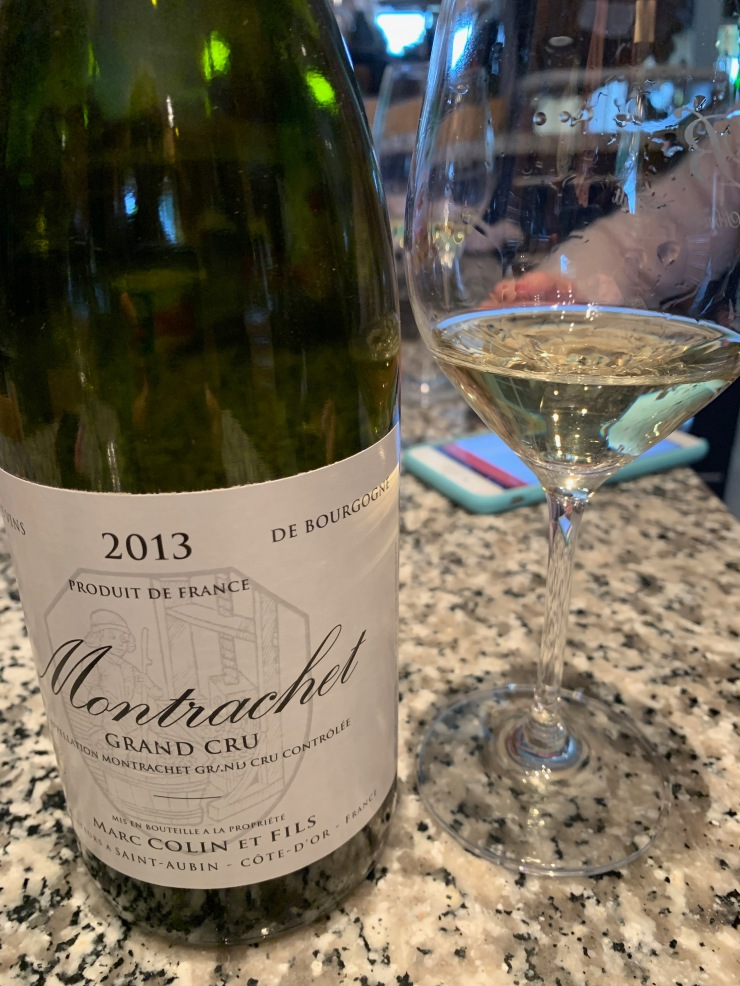 Montrachet 2013