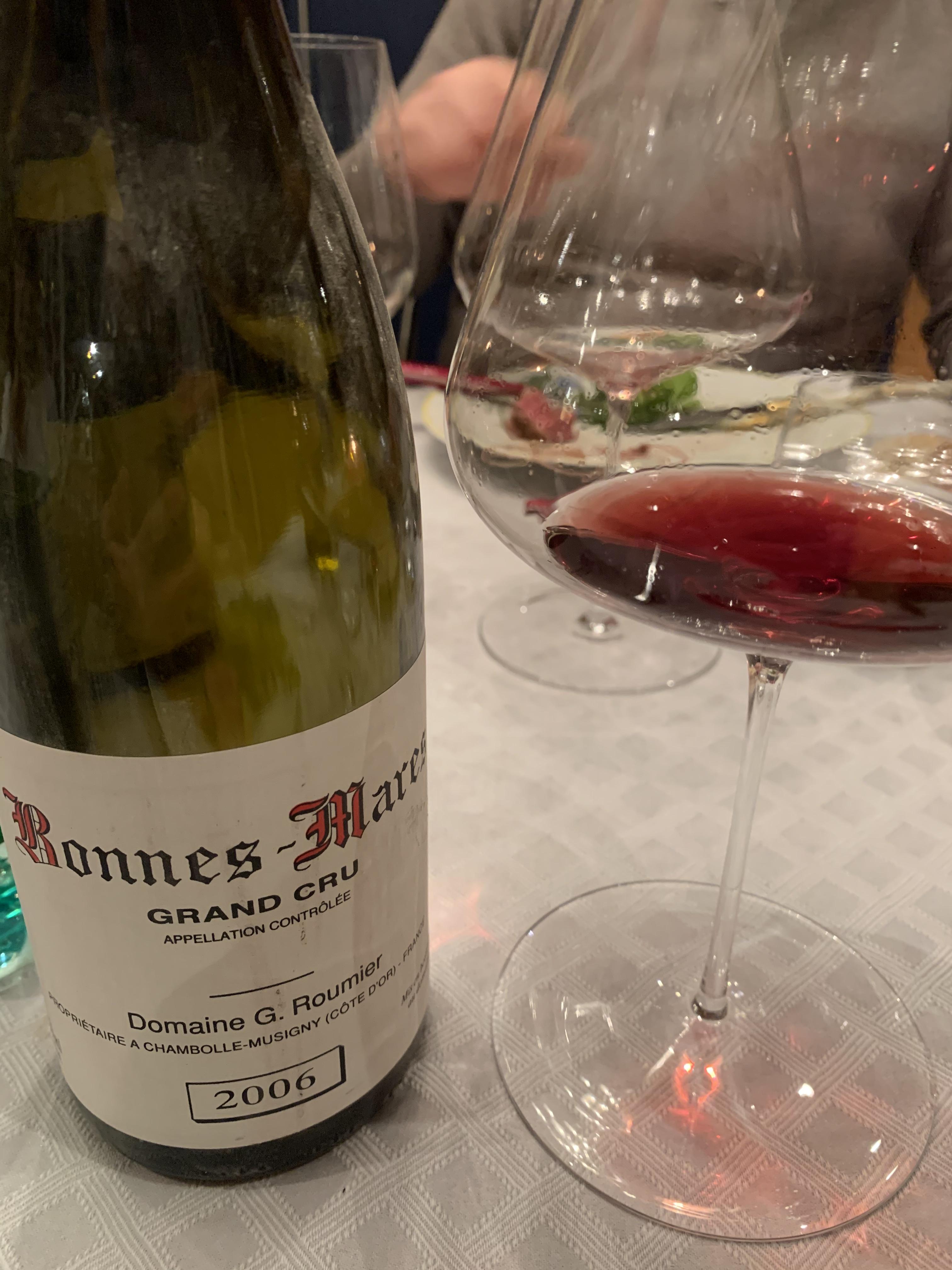 Bonnes-Mares Grand Cru 2006 Roumier