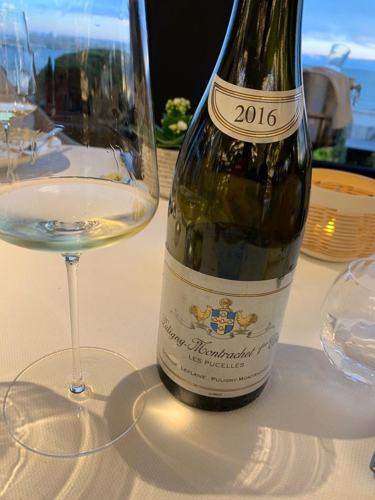 Puligny-Montrachet Premier Cru Les Pucelles 2016 - Domaine Leflaive