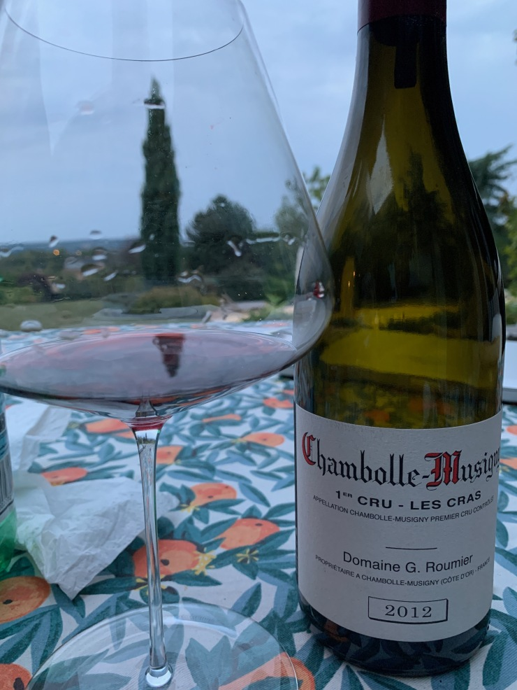 Chambolle-Musigny Premier Cru Les Cras 2012 - Domaine Roumier